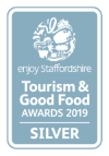 Enjoy staffordshire award 2019 logo
